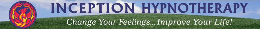 Inception Hypnotherapy Banner